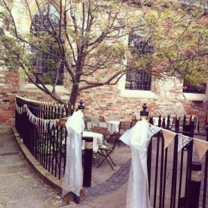 Bedern Hall wedding venue